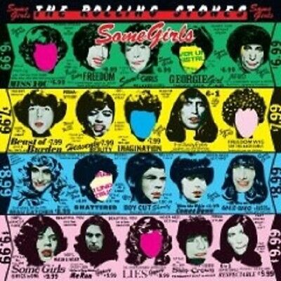 Rolling Stones  Some Girls (2009 Remastered)  Cd New • 23.09£