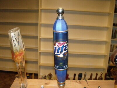 $22.21 • Buy Miller Light   Tap Handle Very Cool New Old Stock Free Shipping