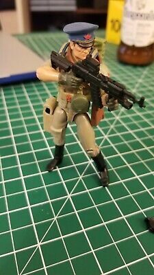 $ CDN30 • Buy GI Joe 25th ANNIVERSARY RED STAR Custom Figure V2
