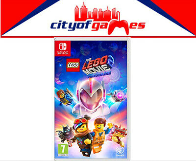 AU59.95 • Buy The LEGO Movie 2 Videogame Nintendo Switch Game Brand New & Sealed