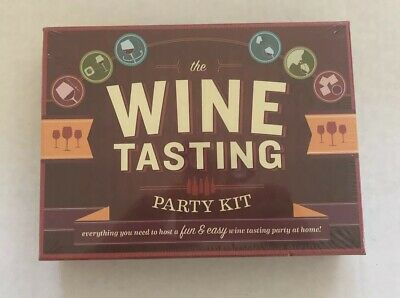 Wine Tasting Party Kit • 11.99$