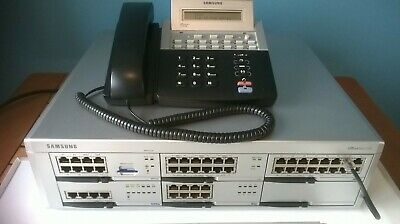 £360 • Buy Samsung Officeserv 7200 Telephone System With Voicemail - Installation Available