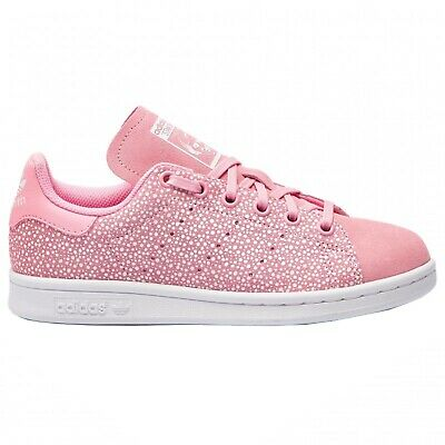 finest selection 9f73c 795d3 Zapatillas ADIDAS STAN SMITH J ROSA Zapatos De Mujer Chica DB2869 • 62.90€