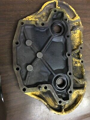 $100 • Buy Detroit Diesel Upper Front Cam Engine Cover IL53 Series  5119344 353 453 Engine