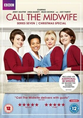 £10.32 • Buy NEW Call The Midwife Series 7 Christmas Special DVD REGION 2 & 4