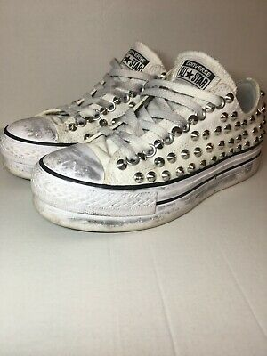 03b5f73fca ... Converse All Star Platform Eva Canvas White 542046C; Confronta ...
