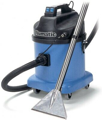 Numatic CTD570-2 Twin Motor Spray Extraction Carpet & Upholstery Cleaner Valet • 748.99£