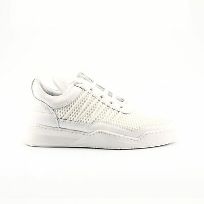 3445cf4bbe237 Calzatura Uomo Sneakers Filling Pieces Tessuto+pelle Bianco - 73a5 • 116.80€
