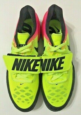 Nike Zoom Rotational 6 Throwing Shoes Track Field Volt 882009-999 Mens Size  6 • 91260662a