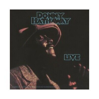 Donny Hathaway - Live  Vinyl Lp Best Of Pop Soul R&b  New • 91.98£