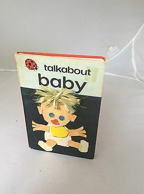 Original Ladybird Book.series 735.talkabout Baby.first Edition.circa.1960-70 • 1.68£