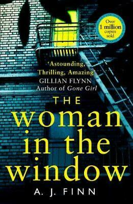 AU19.99 • Buy The Woman In The Window By A J Finn [Paperback]
