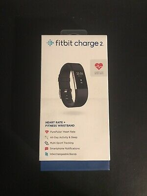 $ CDN93.34 • Buy Fitbit Charge 2 Heart Rate And Fitness Wristband, Large - Black (FB407SBKL)