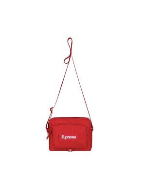 $ CDN200 • Buy SUPREME SS19 Shoulder Bag COLOR: Red