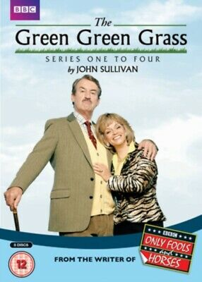 £25.99 • Buy NEW The Green Green Grass Series 1 To 4 Complete Collection DVD