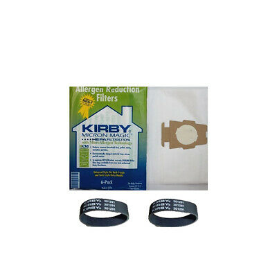 Kirby Part 204811 - Genuine Style F HEPA Filtration Vacuum Bags For All Sentria • 17.67£