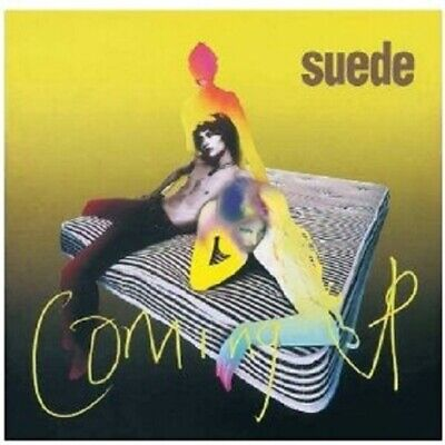 Suede  Coming Up (deluxe Edition)  2 Cd + Dvd New • 29.99£