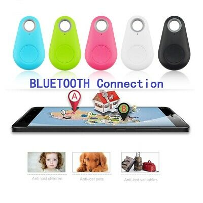 Bluetooth GPS Tracker Anti-Lost Alarm Key Finder Dog Locator Smart Tag Child • 2.79£