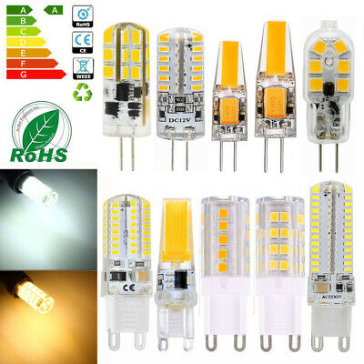 AU1.99 • Buy G4 G9 LED 3W 5W 6W 8W 10W SMD Globe Capsule Bulb COB Dimmable Lights 12V 220V