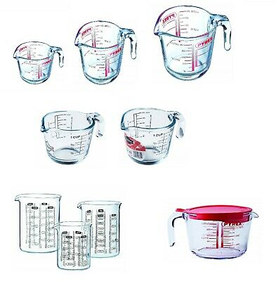 AU17.98 • Buy PYREX Clear  Measuring - Mixing Jug . Kitchen - Heavy - New