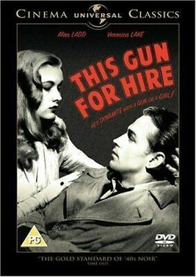 £5.99 • Buy This Gun For Hire - Slimline Dvd Case **new Sealed** Free Post**