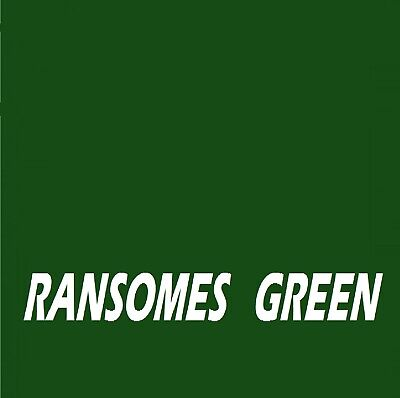 £16.45 • Buy Ransomes Green RAL6330 Agricultural Tractor Machinery Enamel Gloss Paint