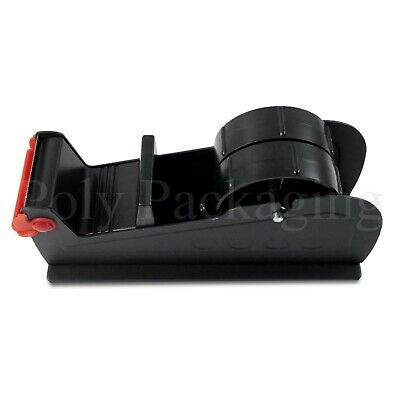 £14.35 • Buy Metal BENCH DISPENSER For 25mm/50mm Wide TAPES Heavy Duty Packing Room *ANY QTY*