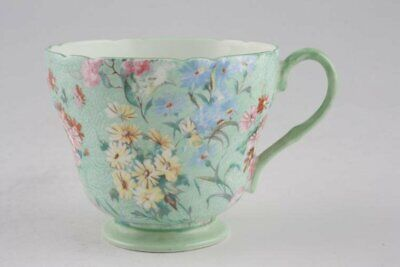 Shelley - Melody - Green Edge - Teacup - 215869G • 17.37£