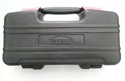 Apollo 39 Piece Pink/Black Kit General Hand Tools Ladies Case Toolbox • 21.45£