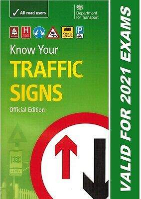 £4.70 • Buy Road TRAFFIC Signs Book Know Your Driving Skills Transport Paperback Theory Test