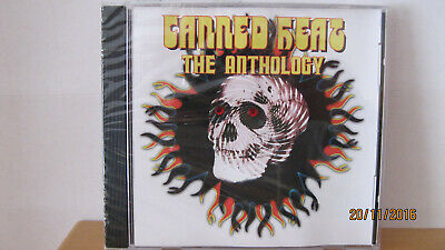 £19.99 • Buy Canned Heat - The Anthology (new)