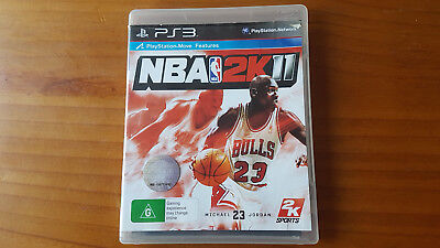 AU15 • Buy NBA 2K11 (Sony PlayStation, PS3)