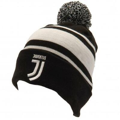 $ CDN21.21 • Buy Juventus Ski Hat TX Knitted Cap TU Warm Gift New Official Licensed Product