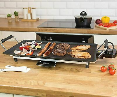 £45 • Buy Electric Teppanyaki Grill Health Grill Large Flat Plate 2000W NON STICK