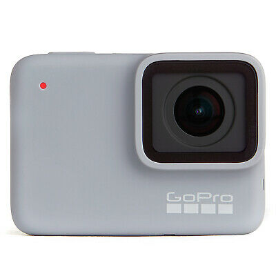 $ CDN192.88 • Buy GoPro HERO7 White Waterproof Action Camera, Touch Screen,1440p HD Video
