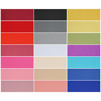 £4.99 • Buy Silky Knit Jersey Fabric,Stretch Dressmaking Material Apparel,Bodywear 21 Colors