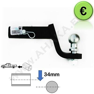"""Towbar Tow Bar Adapter 2"""" Tongue Ball -34mm Ford F-150 X Pick-up 1997–2004 Hitch • 64.99£"""