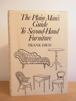 £8.93 • Buy The Plain Man's Guide To Second-Hand Furniture Davis, Frank: