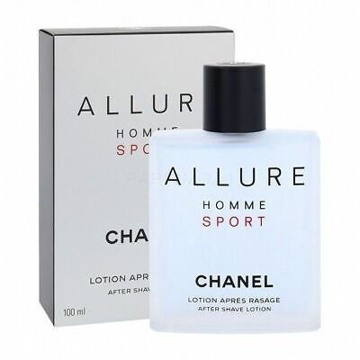 3a1d2af264c5 Allure Homme Sport After Shave Lotion By Chanel-3.4oz/100ml-Brand New