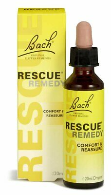 Nelsons Bach Rescue Remedy Dropper  20ml • 9.80£