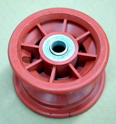 AU32.95 • Buy 2 Of REPLACEMENT Poly RIM Suitable For Trolley Garden Cart Jockey WHEEL 3.50-4