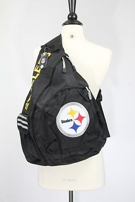 3b03af07e79 Pittsburgh Steelers Backpack NFL Football Bag Game Day Fan Gift Tailgate  New • 26.09