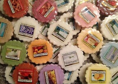 Yankee Candle WAX MELTS / TARTS Rare And VHTF And Other Brands • 3£