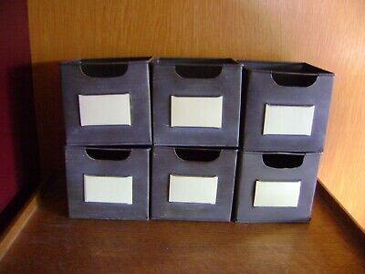 $47.99 • Buy Pottery Barn Galvanized Metal Bins Fit PB Cubby Organizer ~ SET/6, NEW,RARE