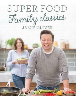AU24.99 • Buy Super Food Family Classics By Jamie Oliver [Hardcover]