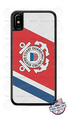 AU15.53 • Buy US Coast Guard US Armed Forces Military Phone Case Cover For IPhone Samsung Etc