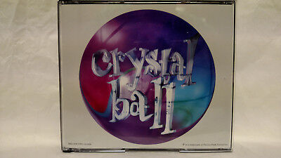 Crystal Ball By Prince (CD, 1998, 4 Discs, NPG Records) Complete - Mint! • 141.78£