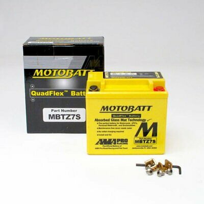 AU109.99 • Buy MBTZ7S Battery Fits YAMAHA MW125 TRICITY 2015 SF0