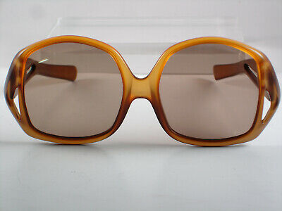 09410e7ba5 Vintage 70 s CHRISTIAN DIOR Optyl Oversized Sunglasses - Cut Out Frames •  87.00