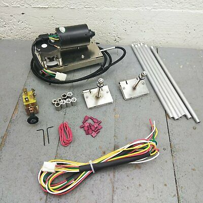 Vintage Car / Truck Wiper Kit W Wiring Harness Upgrade Washer Ez Wire Cable • 146.63$